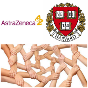 AstraZeneca e Harvard University
