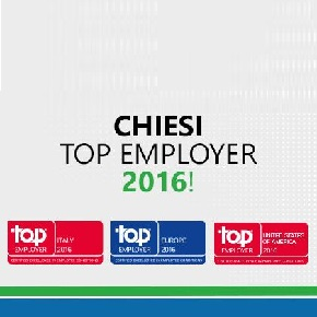 Chiesi Top Employer