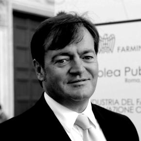 Massimo Scaccabarozzi. residente di Farmindustria