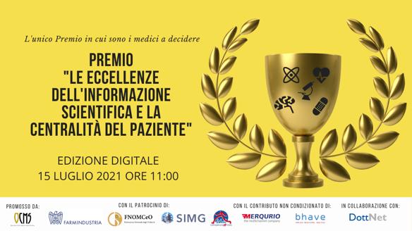 save the date - premio 2021